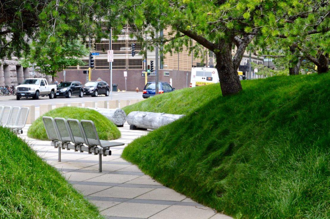 Minneapolis Courthouse Plaza Toronto Gardens
