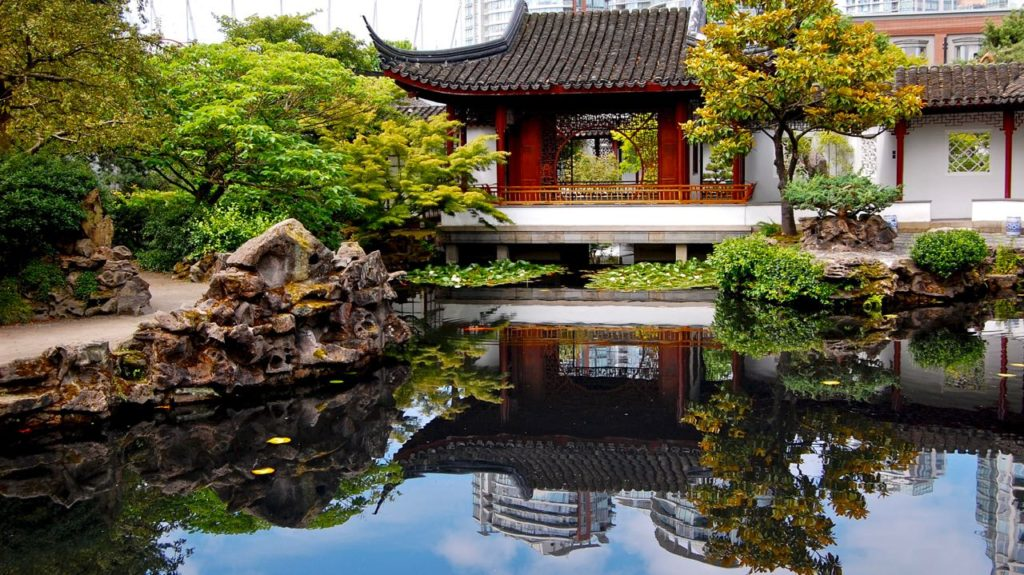 What toronto needs is a chinese garden toronto gardens - How to create a chinese garden ...