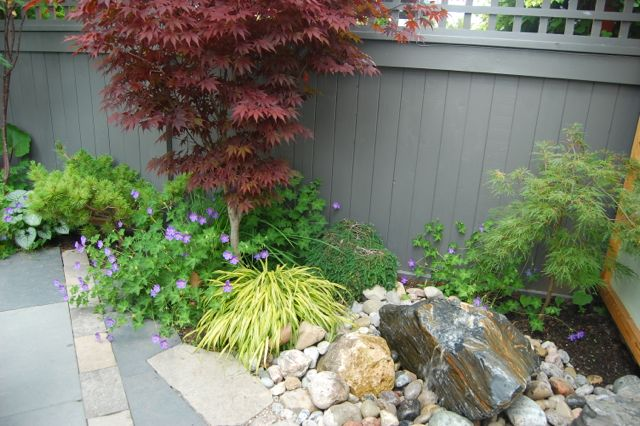 Friday Idea File Ten Tricks For A Narrow Space Toronto Gardens