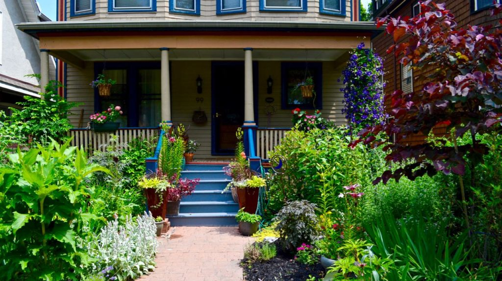 see 400 open gardens at garden walk buffalo 2017 toronto gardens