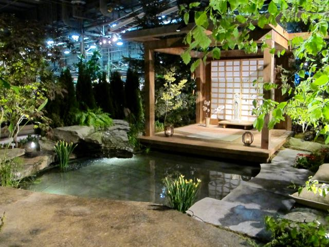 Check these out at canada blooms 2018 toronto gardens for Garden design ideas toronto